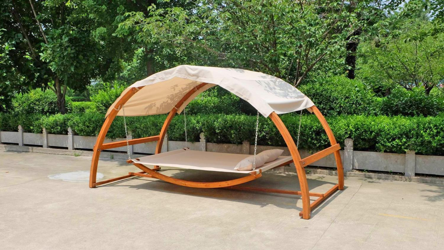 Leisure Season Hanging Poolside Leisure Bed
