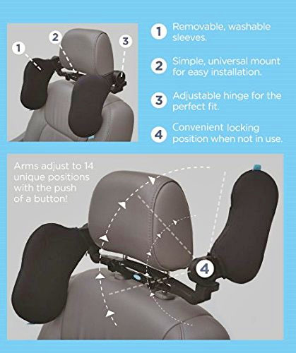 Car Headrest