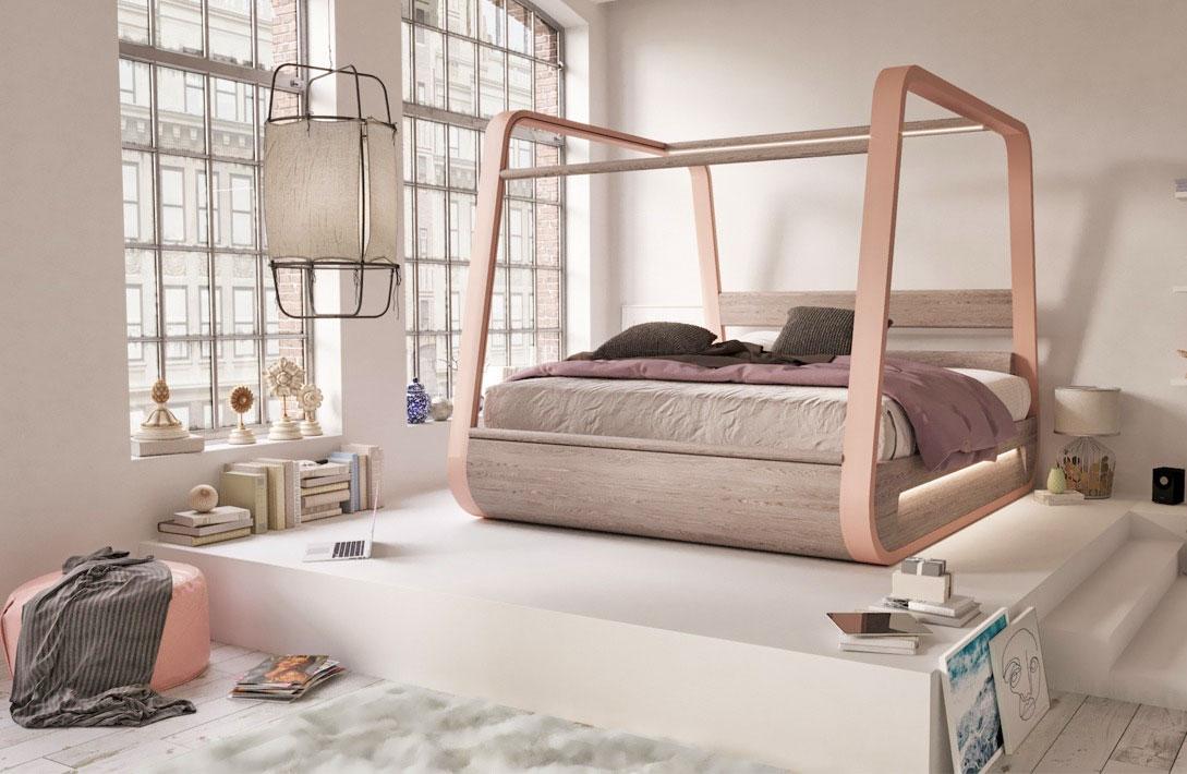Hi Interiors Smart Bed