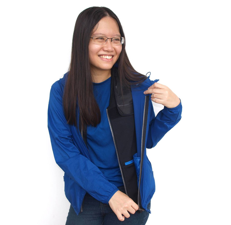 Aira Wear Massage Jacket Hoodie