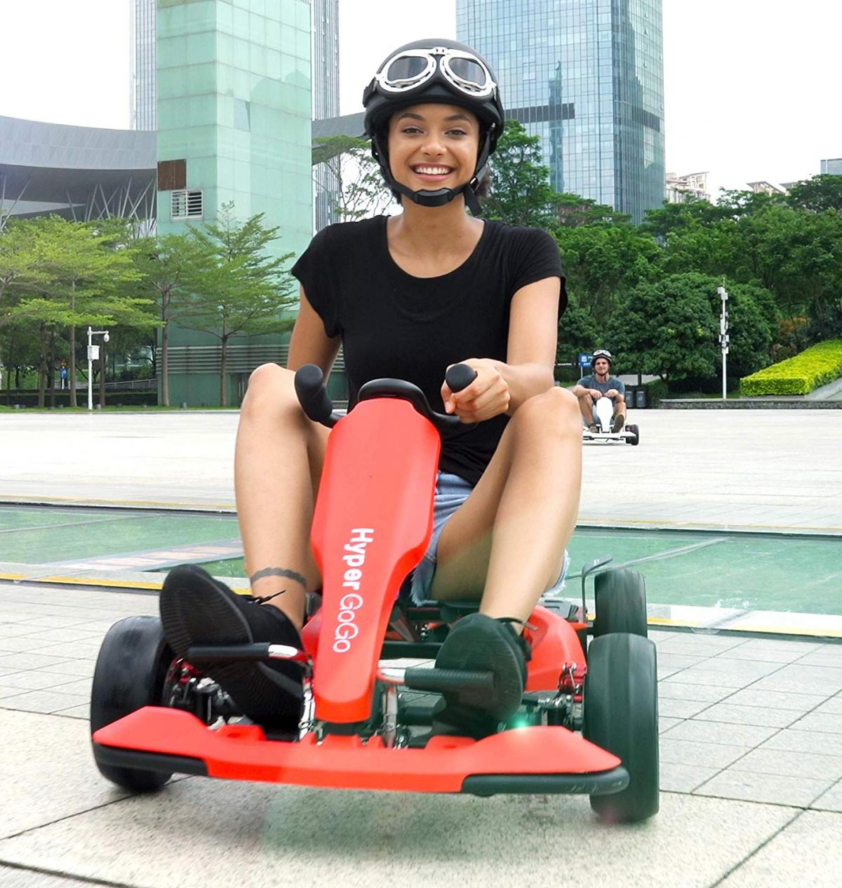 HYPER GOGO GoKart Kit - Turns your existing hoverboard into a GoKart