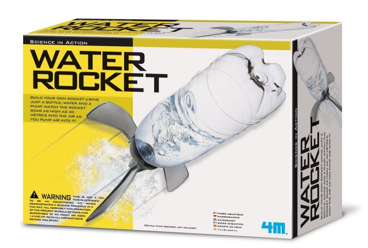 Water Bottle Rocket Kit