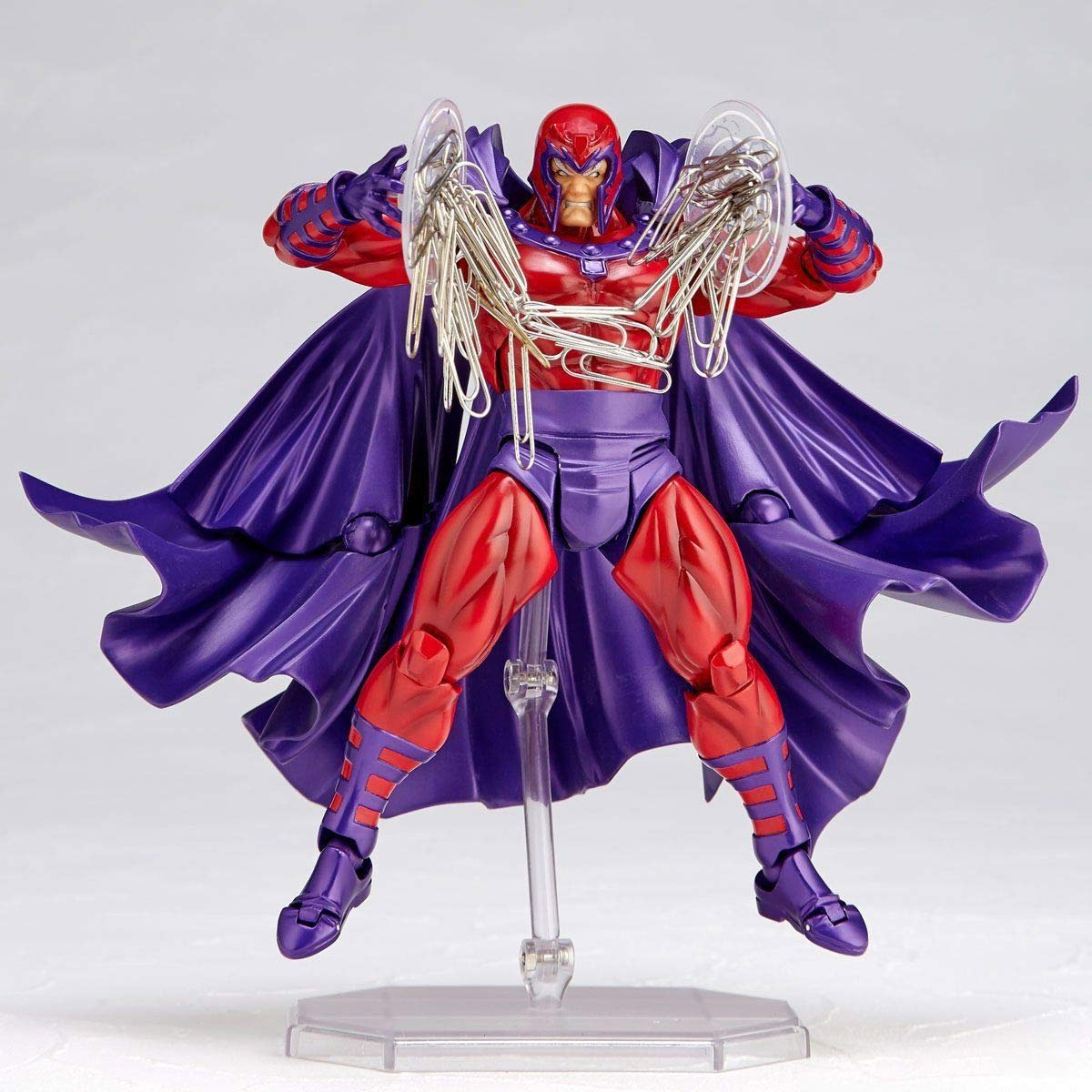 this magneto paperclip holder deserves a spot on every x