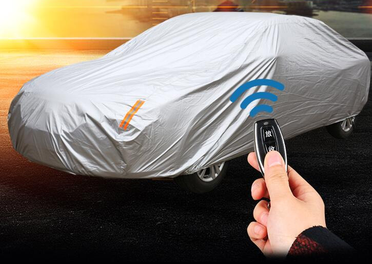 Automatic Smart Car Cover