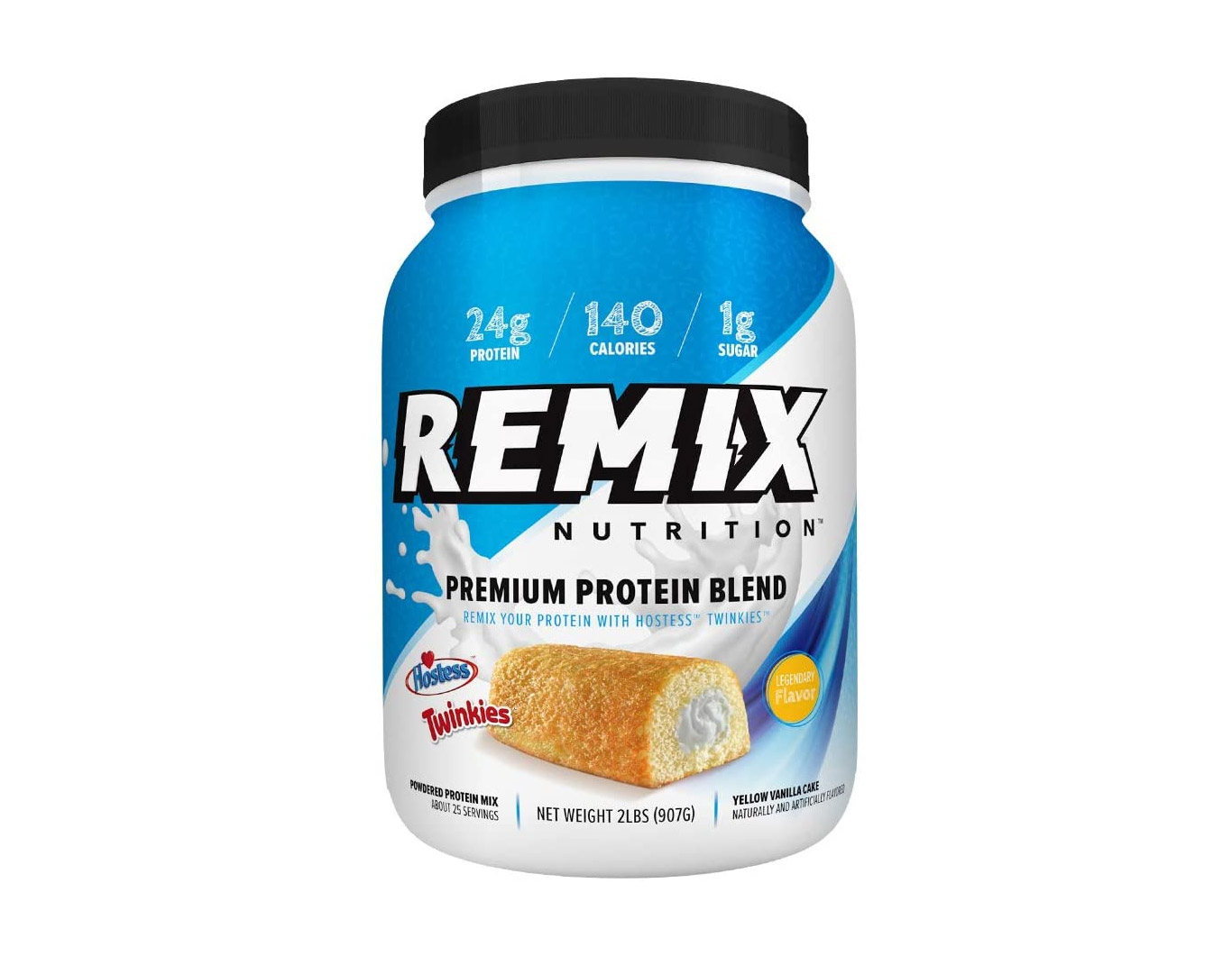 Twinkies Flavored Protein Powder