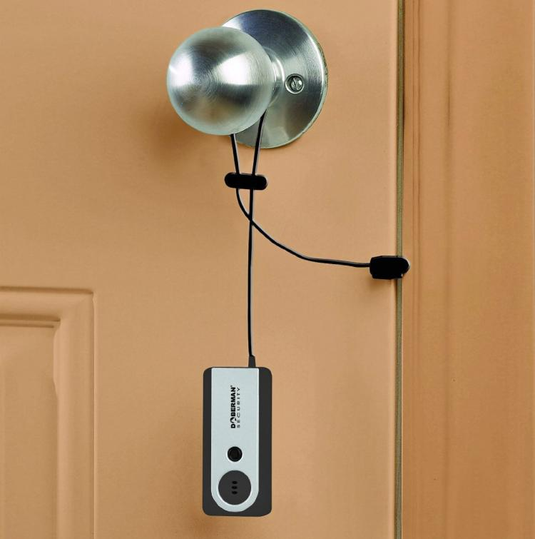 Motion Sensor Portable Door Alarm