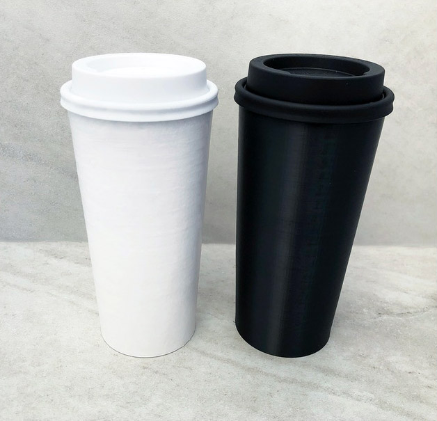 Silicone Travel Mug Collapses Down To Easily Fit Into Your Bag or pocket - Trinken CWB collapsing cup