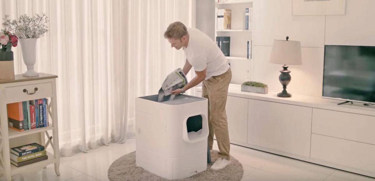 LavvieBot Smart Litter Box