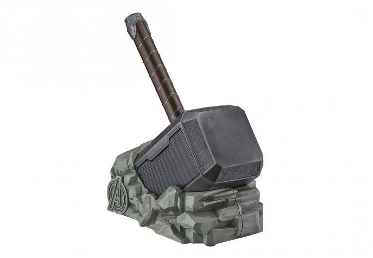 IHOME Wireless Bluetooth Speaker Marvel Thor Hammer