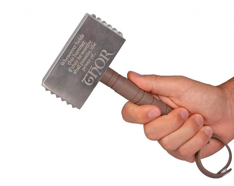 Thor's Hammer Meat Tenderizer - Marvel Thor Meat Pounder