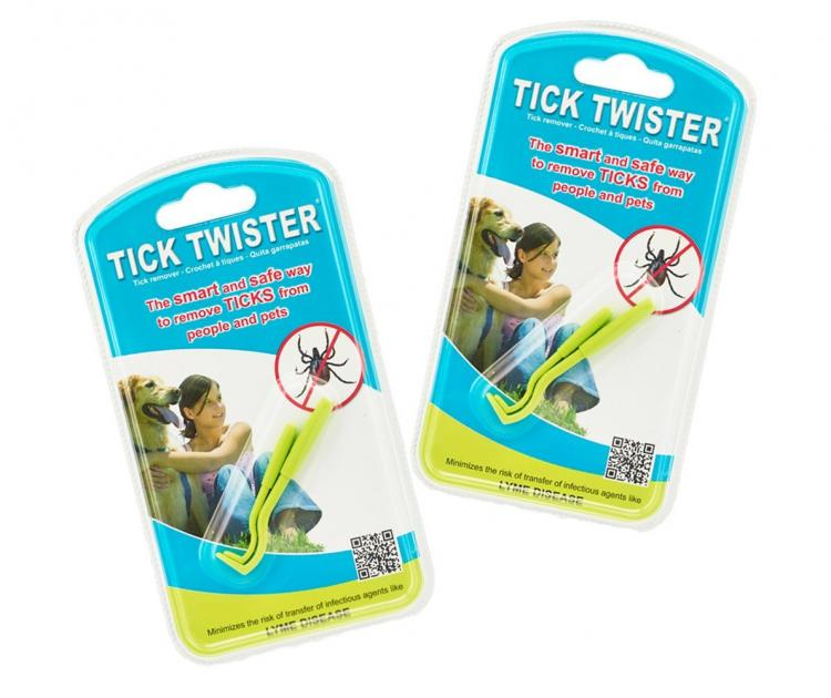 Tick Twister - How to properly remove ticks from humans, dogs, or cats - Twisting tick remover