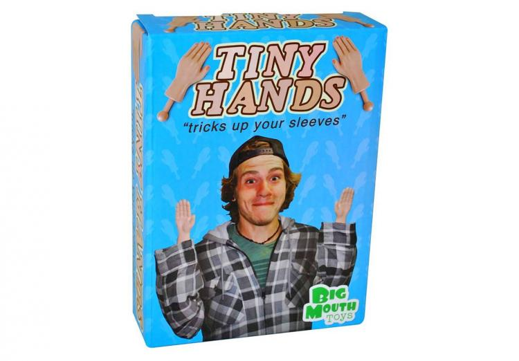 Tiny Hands Box
