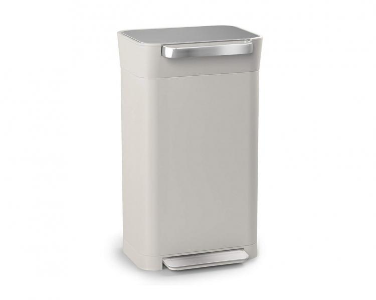 Joseph Joseph Titan Smart Trash Bin Lets You Easily Compact Your Garbage