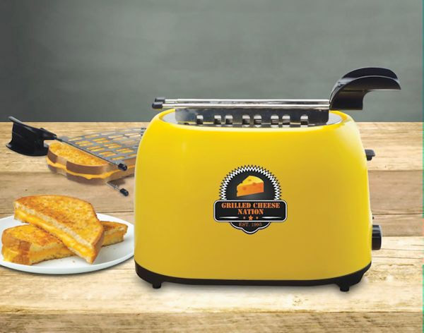 BONUS: Grilled Cheese Toaster