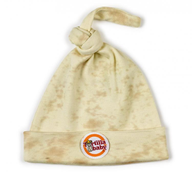 Tortilla baby swaddle blanket - Makes baby into a burrito