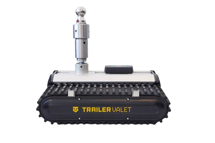 Trailer Valet RVR - Remote Control Trailer moving robot easily moves trailers and large boats