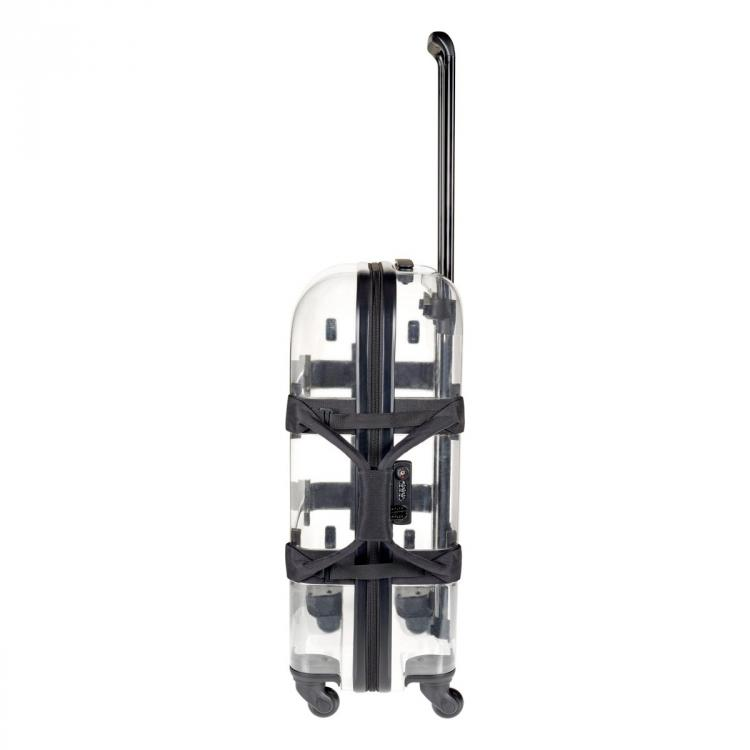 Transparent Luggage - See-through travel bag