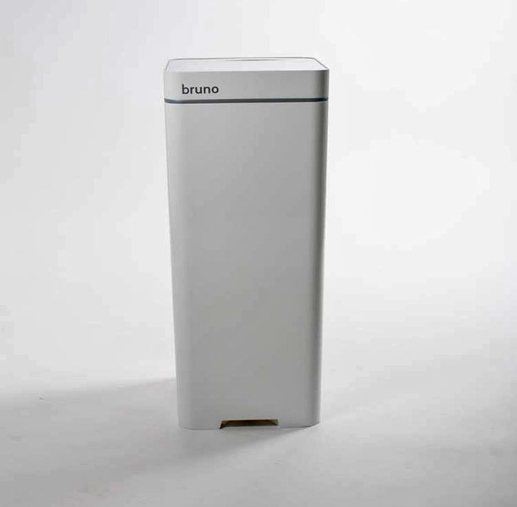 Bruno - Smart Trash Can With a Vacuum