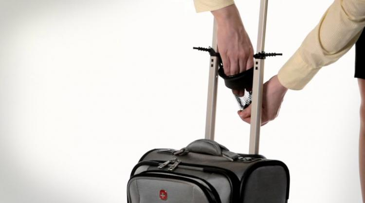 Tugo Is Drink Holder For Your Luggage