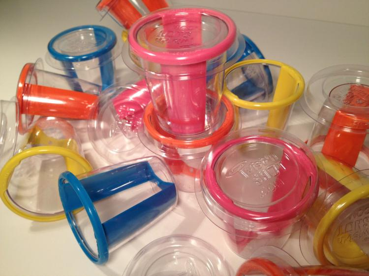 Twist 'n Shot Jello Shot Glasses - Twist Jello Shot Glass Scrap Jello From Container