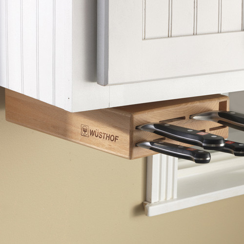 Wusthof Under-Cabinet Swinging Knife Holder Block