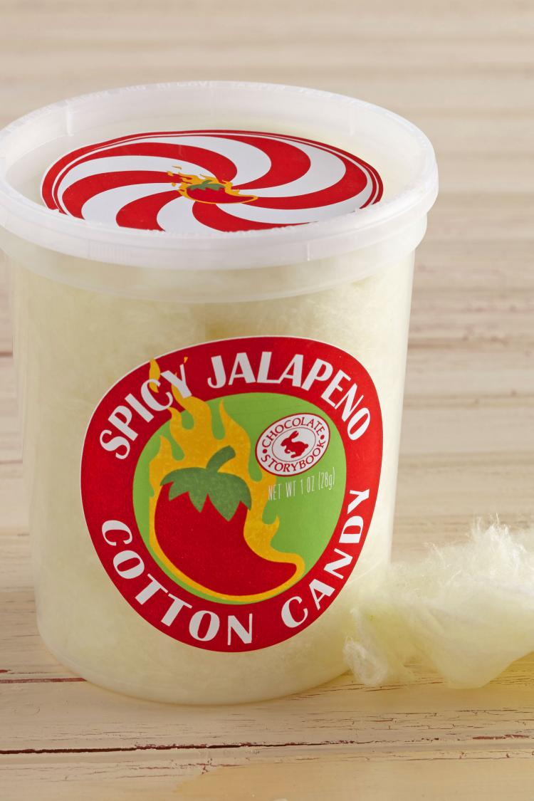 Jalapeno Cotton Candy