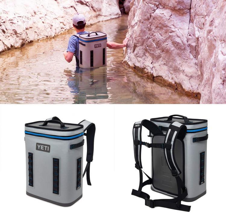 Extreme Yeti Backpack Cooler