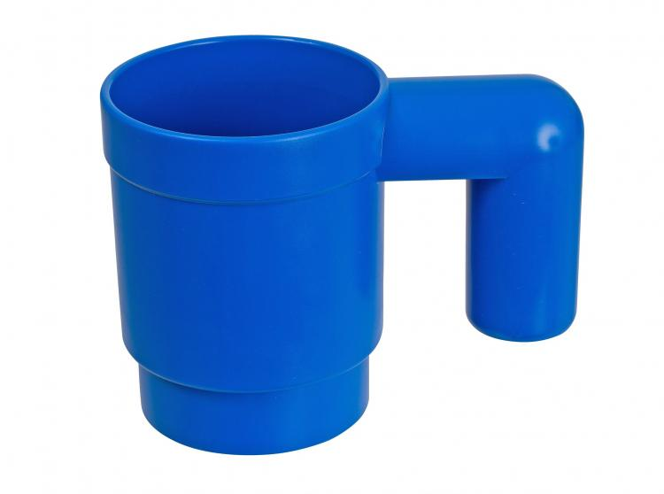 Upscaled Lego Coffee Mug - Blue