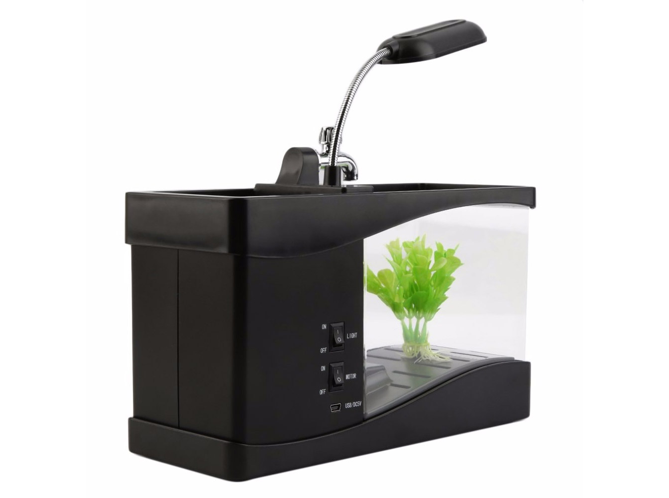 USB Powered Desk Aquarium