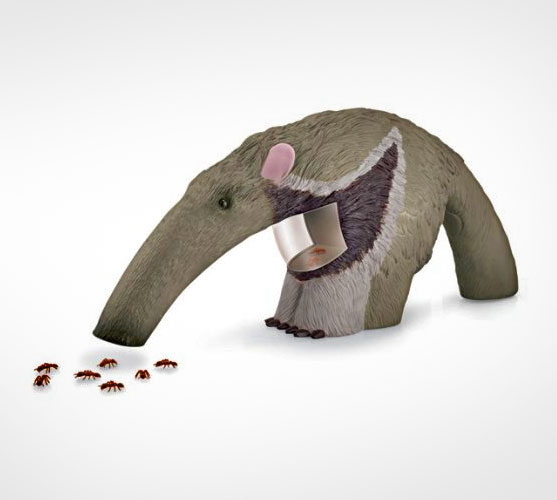 This Anteater Bug Vacuum Allows You To Safely Capture And Observe Bugs