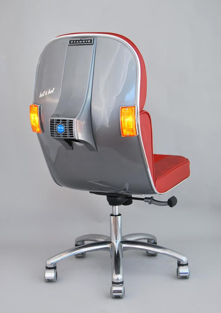 Vespa Chair - Scooter Chair