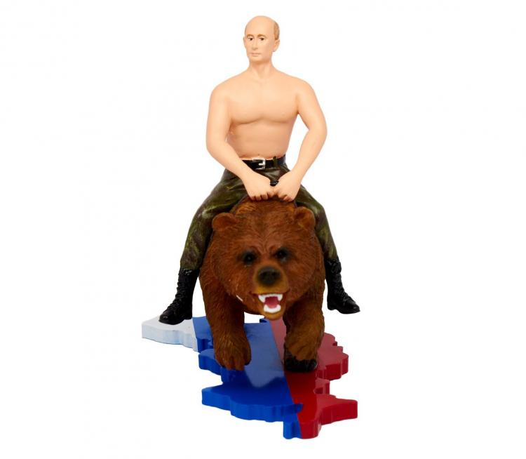 Putin Bear Toy