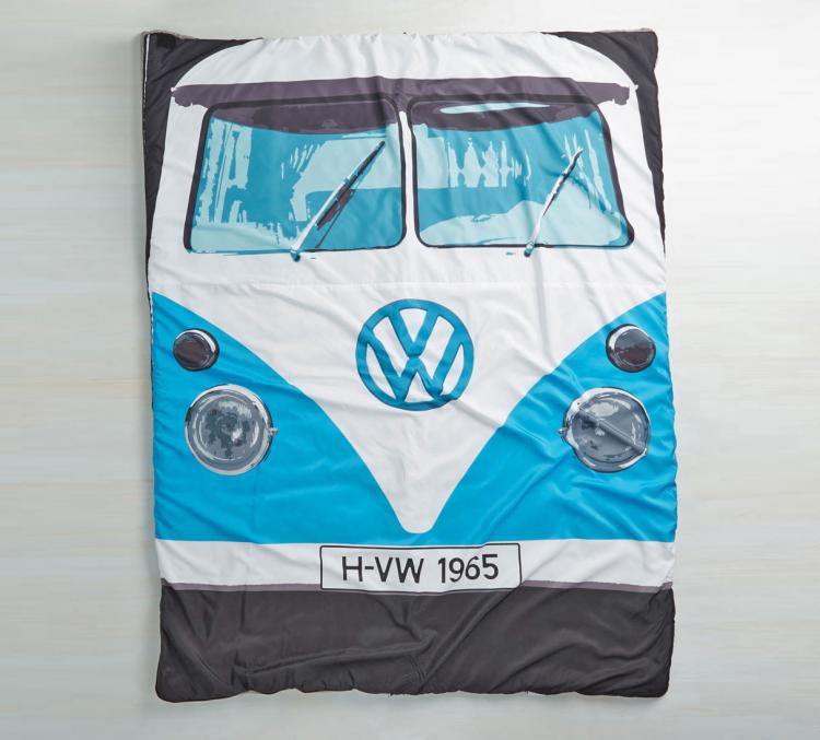 Volkswagen Hippie Van Sleeping Bag