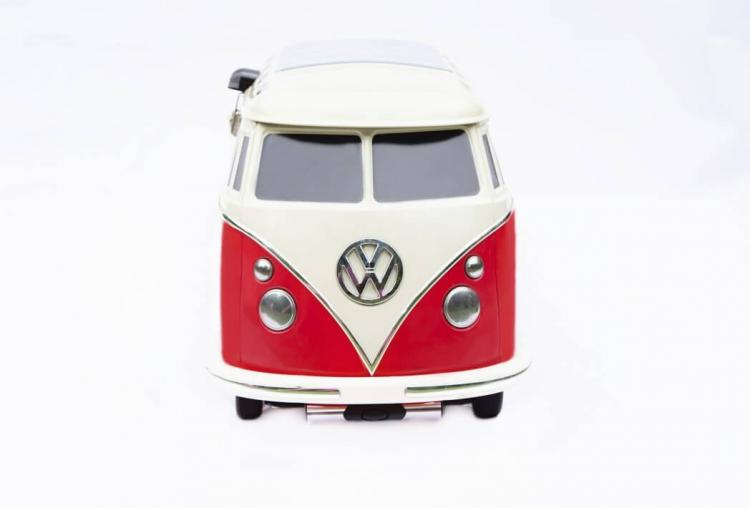 Volkswagen Hippy Van Cooler - VW Bus Rolling Cooler