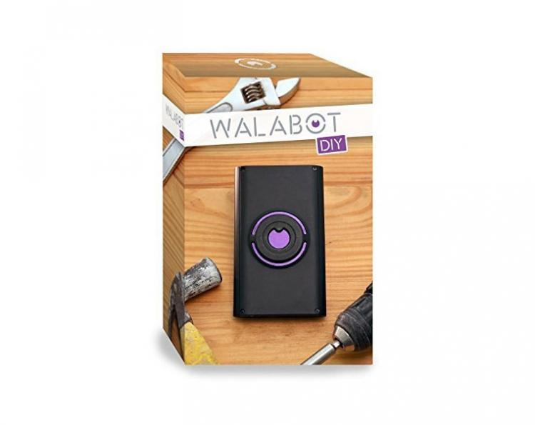 Wallabot Wall Sensor lets you see wires, studs, and pipes behind your walls - x-ray wall vision