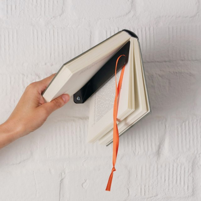 Wall Mounted Bookmark