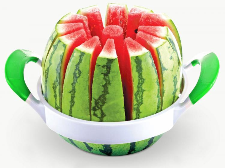 Watermelon Slicer - Melon slicer - cuts up any melon in seconds