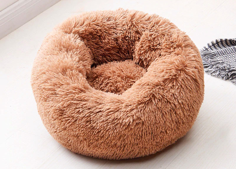 Fluffiest, Softest Dog Bed In The World