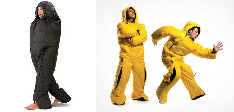 Coolest Japanese Gadgets - Japanese Sleeping Bag With Legs Sleeping Bag Onesie Jumpsuit