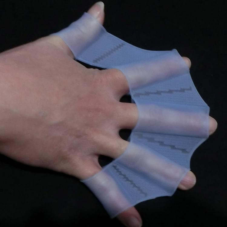 Webbed Finger Swimming Fins
