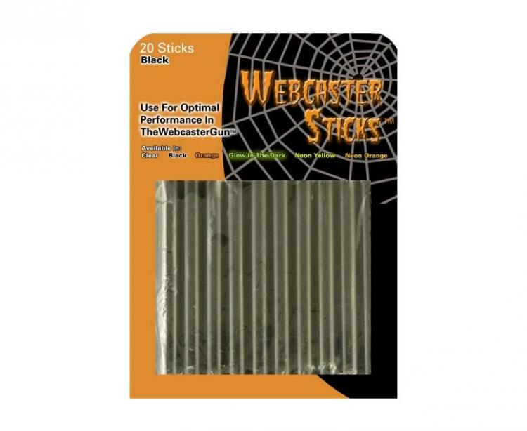 Webcaster Gun Shoots Out Halloween Spider Web Decorations - Cobweb Gun - Spider Web Gun
