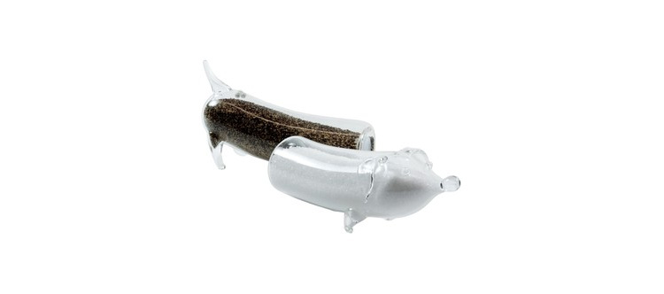 Dachsund - Weiner Dog Shaped Salt and Pepper Shakers