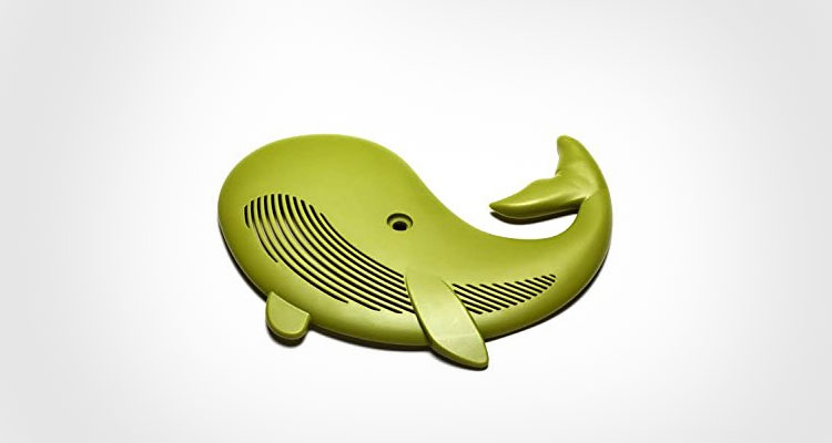 Whale Pot Strainer