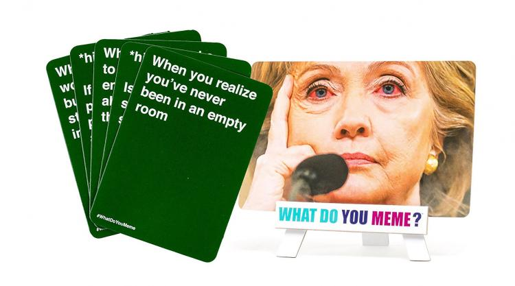 What Do You Meme Adult Party Game - Meme party game