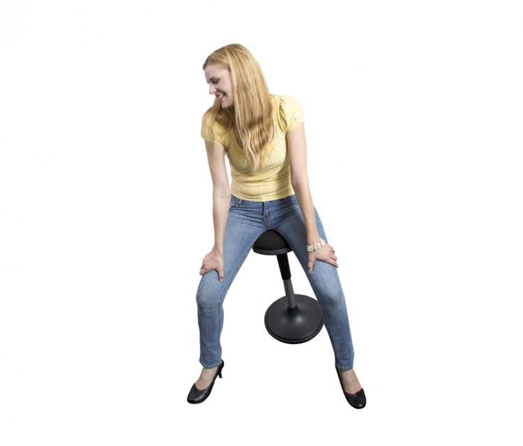 Wobble Stool - Ergonomic Chair For The Office