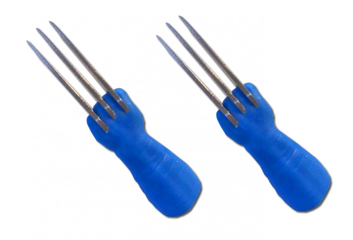 X-Men Wolverine Corn Cob Holders - Wolverine claws corn on the cob holders