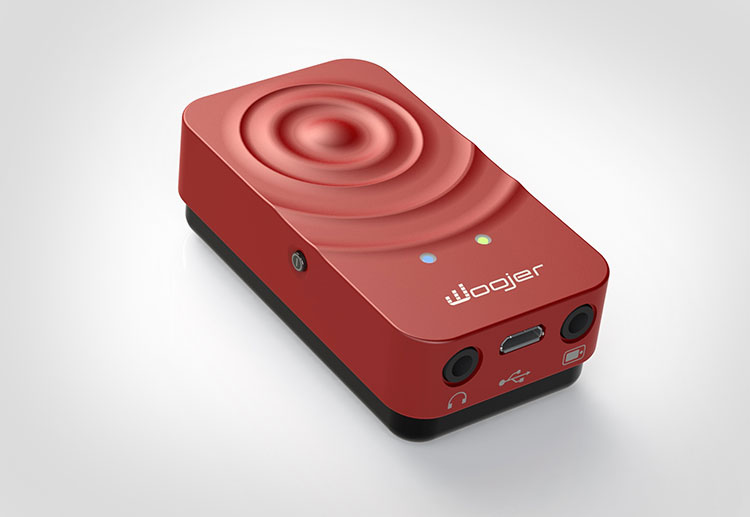 Woojer Tactile Vibrating Subwoofer