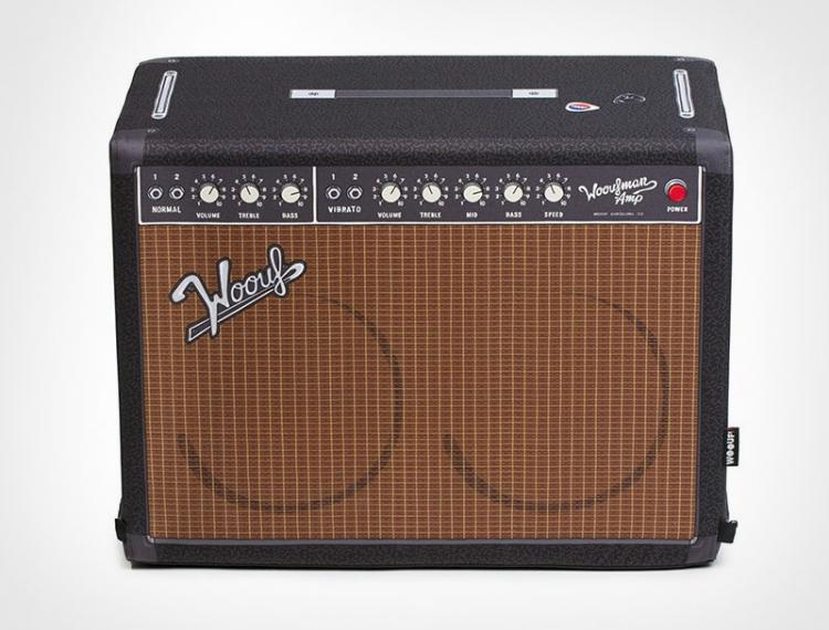 Woouf Amplifier Bean Bag Chair