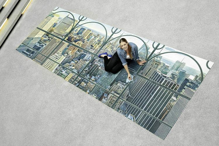 World's Largest Jigsaw Puzzle - Massive 42,000 piece jigsaw puzzle