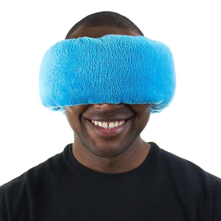 Wrap-a-Nap Travel Pillow - 360 Degree Napping